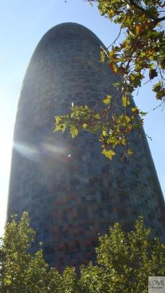 Torre Agbar - Barcelona