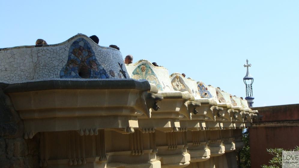 Park Güell - Antonio Gaudi