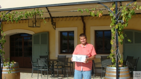 winnica w Prowansji - prezenty dla rodziny