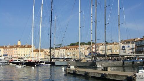 Saint-Tropez, Lazurowe Wybrzeże