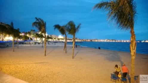 Cannes, Lazurowe Wybrzeże