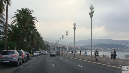 Promenade des Anglais - Nicea