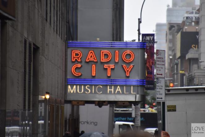 Radio City - Nowy Jork