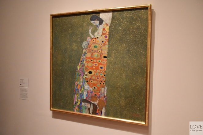MOMA - Hope II Gustav Klimt