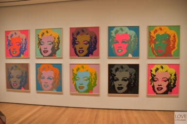 MOMA - Portret Marilyn Monroe (Andy Warhol)
