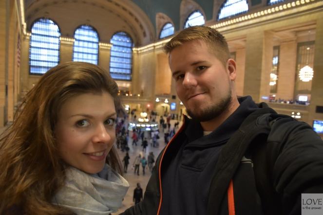 Grand Central Terminal - Nowy Jork