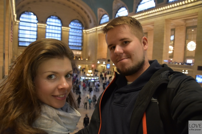 Grand Central Terminal - Nowy Jork