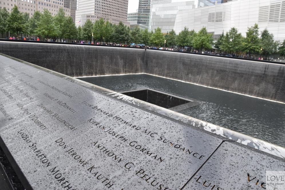 Ground Zero - miejsce pamięci po WTC