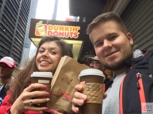 Dunkin Donuts - Nowy Jork