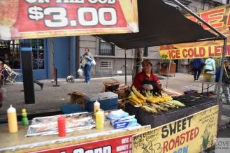 Streetfood Nowy Jork