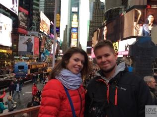 Razem na Times Square