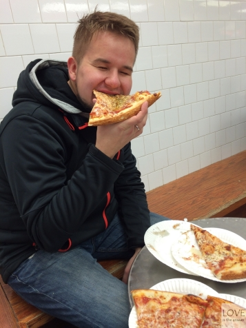 Nowojorska Pizza