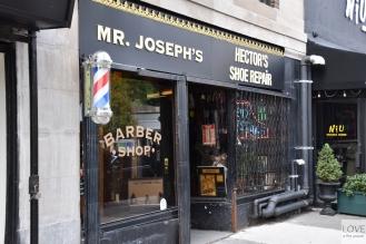 Barber i szewc - Nowy Jork