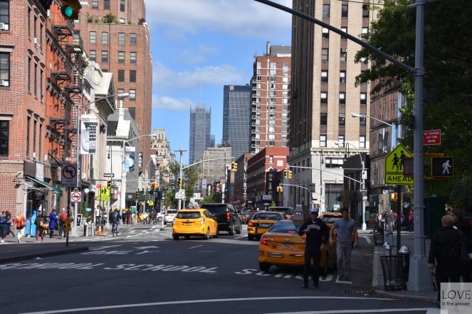 Nowy Jork - Dzielnica Greenwich village