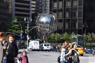 Columbus Circle - Nowy Jork