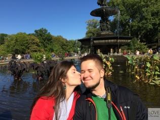 Razem w Central Park