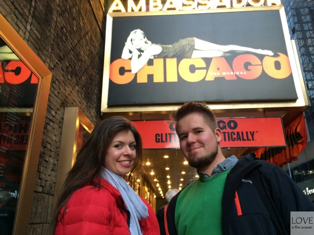 Chicago The Musical - Broadway