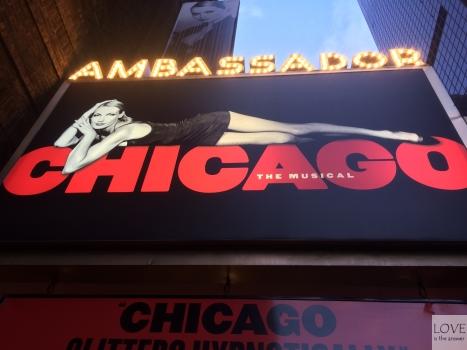 Musical Chicago na Broadwayu (teatr Ambassador)