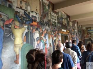 malowidła w Coit Tower