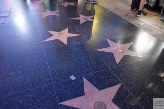 Walk of fame - Hollywood