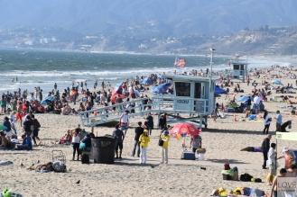 Słoneczny Patrol- Santa Monica