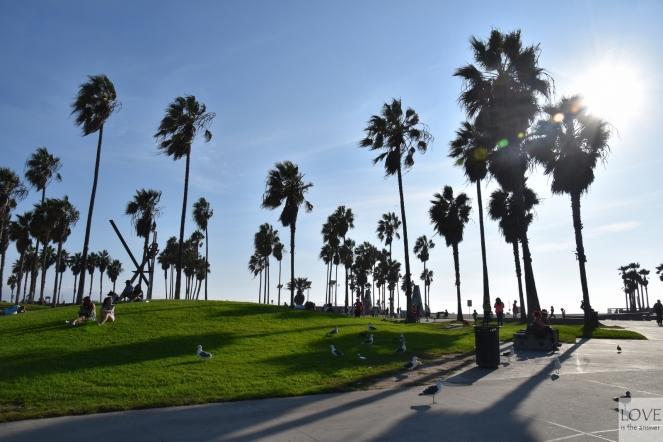 nadmorskie klimaty Los Angeles
