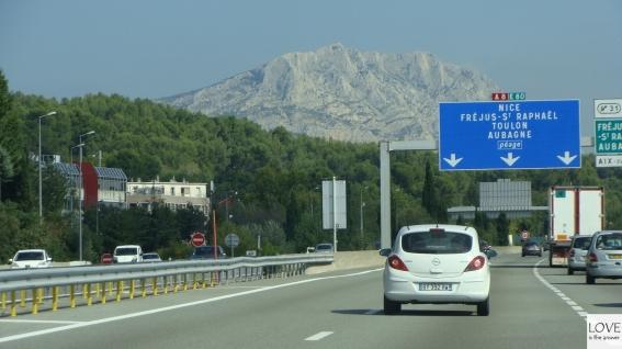 Droga do Nicei