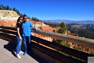 love is the answer w Bryce Canyon