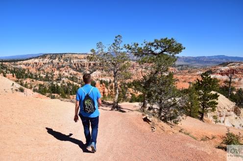 spacerujemy po Bryce Canyon