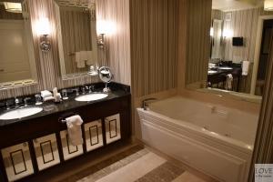 Łazienka w Caesars Palace Las Vegas