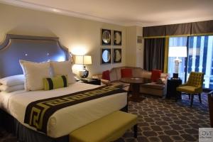Nasz pokój w Caesars Palace Las Vegas