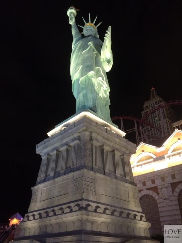 Nowy Jork w Las Vegas