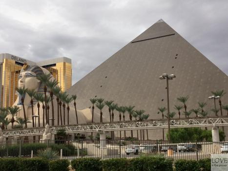Hotel Luxor Las Vegas