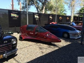 Pojazdy filmowe w Universal Studios Hollywood
