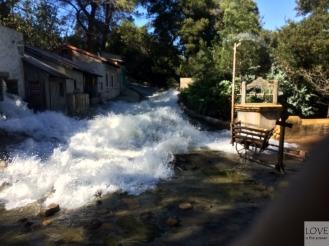 Powódź w Universal Studios Hollywood