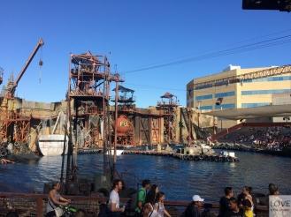 Pokaz kaskaderski w Universal Studios Hollywood