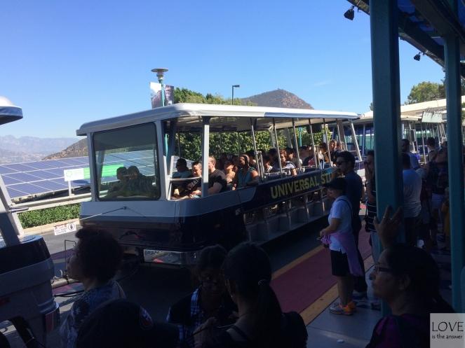 Zwiedzanie Universal Studios