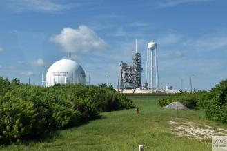 Platforma do wystrzeliwania rakiet - NASA