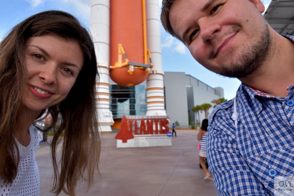 Kennedy Space Center - Atlantis