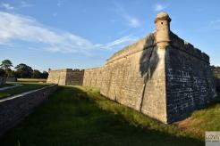 Fort w St. Augustine (FL)