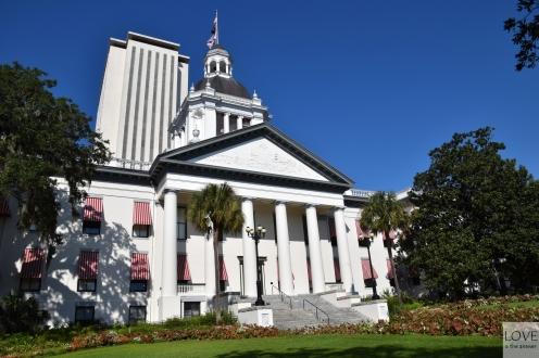 Kapitol Florydy w Tallahassee