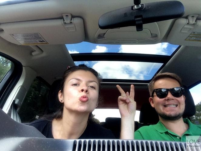 W drodze, razem :)
