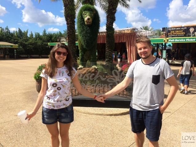 Busch Garden - Tampa