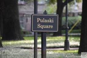 Pulaski Sq- Savannah
