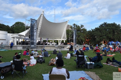 Festiwal Muzyki Jazzowej- Savannah