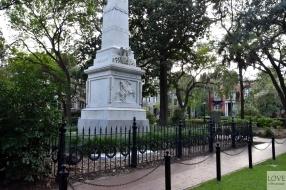 skwer w Savannah