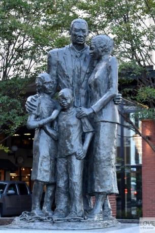 Pomnik Niewolnictwa - Savannah
