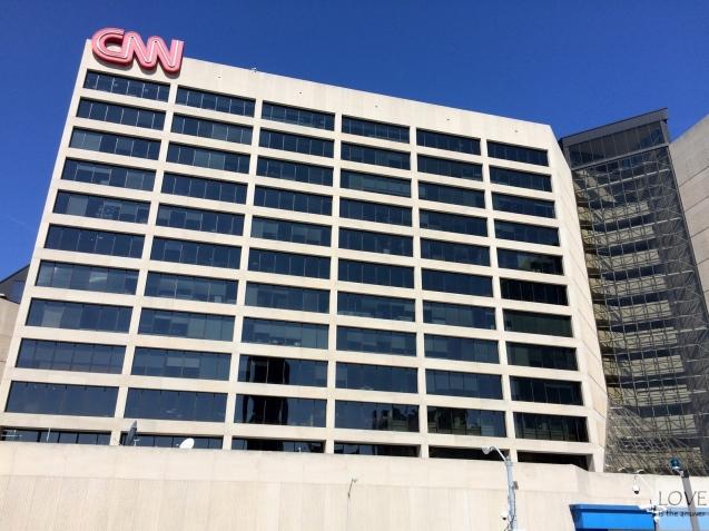 CNN- siedziba główna Atlanta