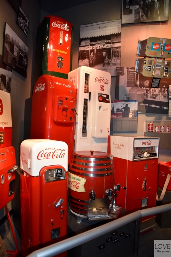 World of coca-cola, Atlanta