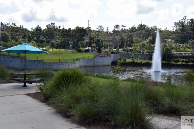 Park w Tallahassee